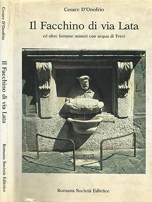 Il Facchino di via Lata ed altre: Cesare D' Onofrio