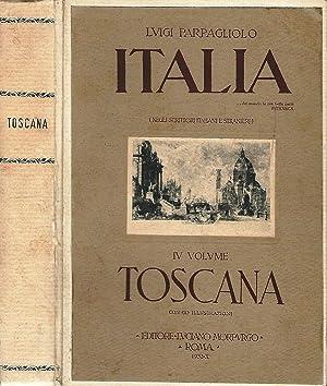 ITALIA (NEGLI SCRITTORI ITALIANI E STRANIERI) Vol.: Luigi Parpagliolo