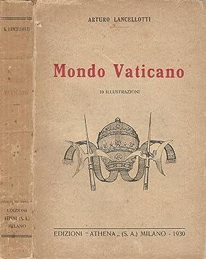 Mondo Vaticano: Arturo Lancellotti