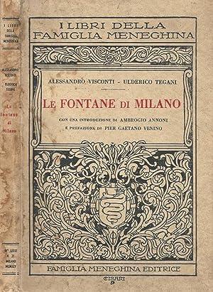 Le Fontane di Milano: Alessandro Visconti -