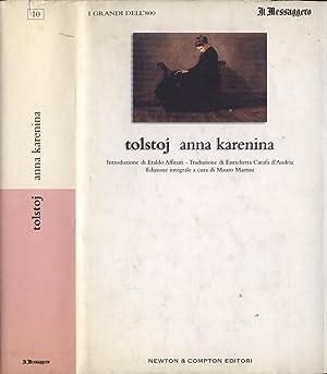Anna Karenina: Lev Nikolaevic Tolstoj