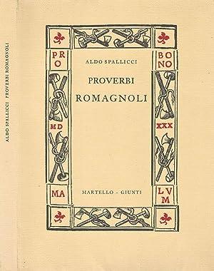 Proverbi Romagnoli: Aldo Spallicci