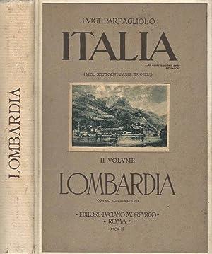 Italia - negli scrittori italiani e stranieri: Luigi Parpagliolo