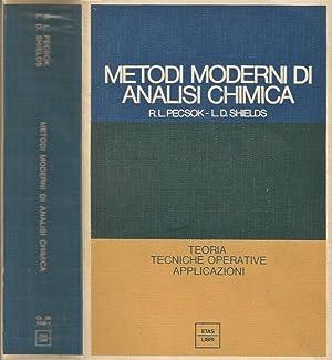 METODI MODERNI DI ANALISI CLINICA Teoria Tecniche: R. L. Pecsok