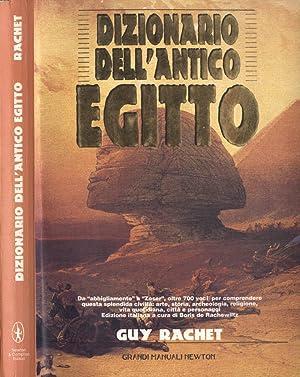 Dizionario dell' antico Egitto Da abbigliamento a: Guy Rachet