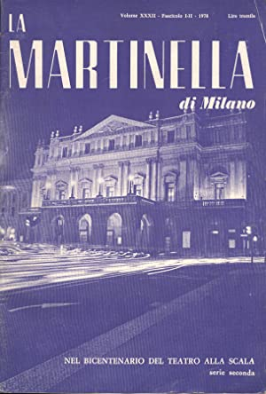 La Martinella di Milano - Vol. XXXII: AA. VV.