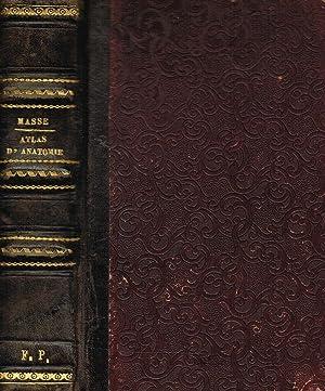PETIT ATLAS COMPLET D'ANATOMIE DESCRIPTIVE DU CORPS: J.-N. MASSE