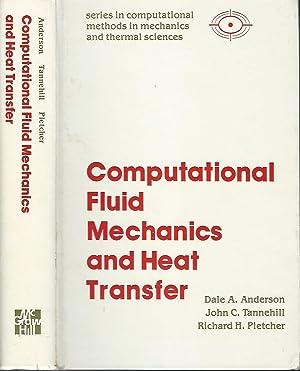 Computational Fluid Mechanics and Heat Transfer: Dole A. Anderson,
