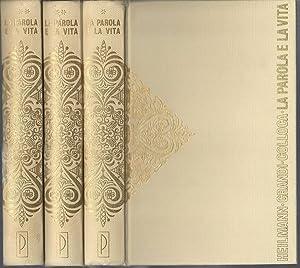 La parola e la vita Antologia letteraria: Luigi Heilmann, Marcella