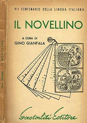 IL NOVELLINO OSSIA LE CENTO NOVELLE ANTICHE: GINO GIANFALA a