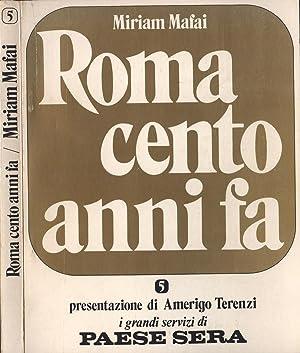 Roma cento anni fa: Miriam Mafai