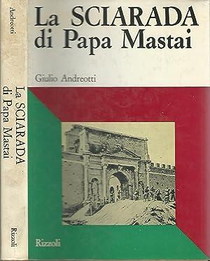 La SCIARADA di Papa Mastai: Giulio Andreotti