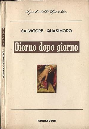Giorno dopo giorno: Salvatore Quasimodo