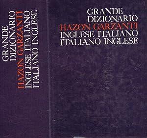 GRANDE DIZIONARIO INGLESE-ITALIANO ITALIANO-INGLESE: MARIO HAZON
