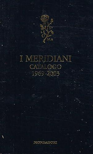 Meridiani mondadori abebooks for Catalogo meridiani