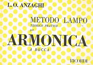 METODO LAMPO TEORICI PRATICO PER ARMONICA A: L.O.ANZAGHI