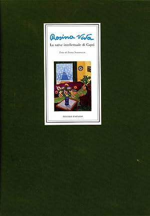 Rosina Viva La naive intellettuale di Capri: Emma Scaramuzza (