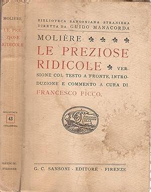 Le preziose ridicole: Molière