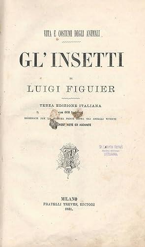 Gl'Insetti: Luigi Figuier