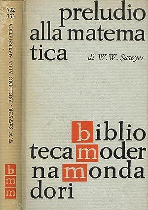 PRELUDIO ALLA MATEMATICA: W.W.SAWYER