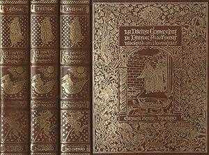 La Divina Commedia (volume primo, volume secondo,: Dante Alighieri