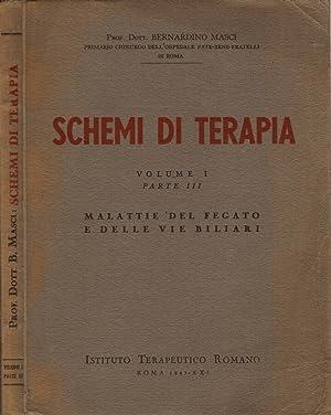 Schemi di terapia Malattie del fegato e: Bernardino Masci