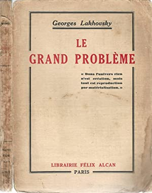 george lakhovsky - AbeBooks