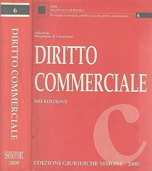 Diritto Commerciale: Aldo Fiale