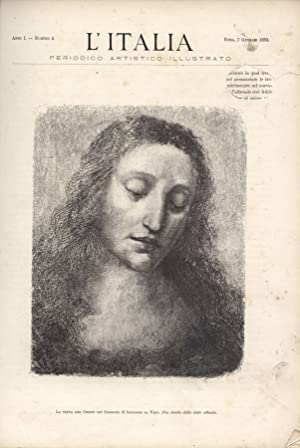 L' Italia Anno 1883 - 1884 Periodico: AA. VV.