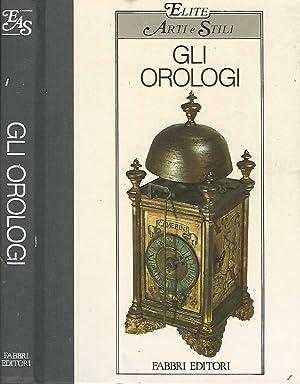 Gli Orologi: Enrico Morpurgo