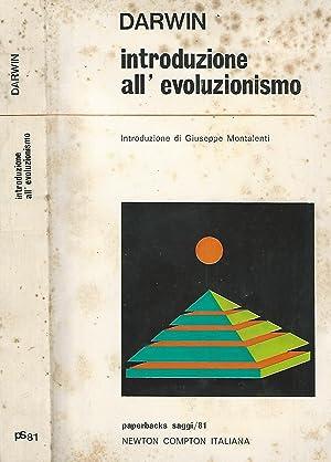 Introduzione all'evoluzionismo: Charles Darwin