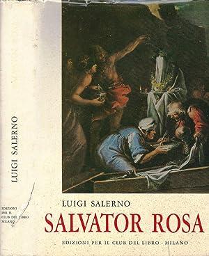 Salvator Rosa: Luigi Salerno