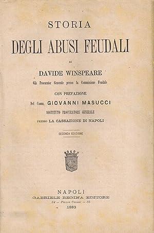 Storia degli Abusi Feudali: Davide Winspeare