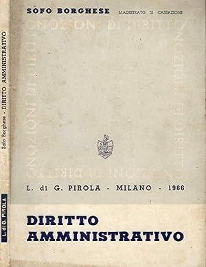 Diritto Amministrativo: Sofo Borghese