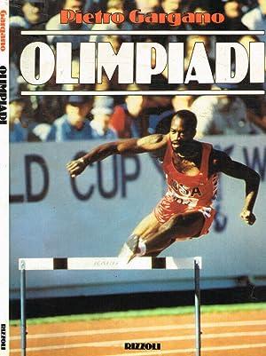 Olimpiadi: Pietro Gargano