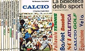 La biblioteca dello sport 10voll.: Aa.Vv.