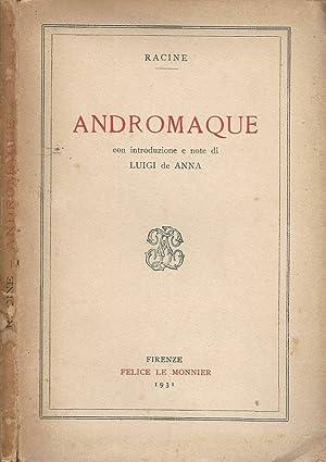 Andromaque: Racine