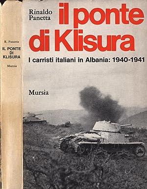Il ponte di Klisura I carristi italiani: Rinaldo Panetta