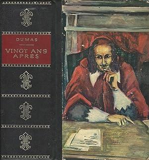 Vingt ans après: Alexandre Dumas