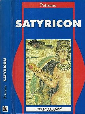 Satyricon: Petronio