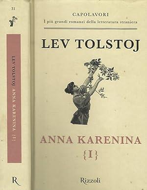 Anna Karenina vol. I: Lev Tolstoj
