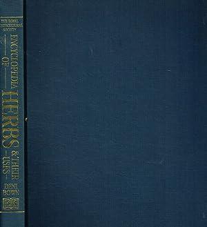 The Royal Horticultural Society. Encyclopedia of herbs: Deni Bown