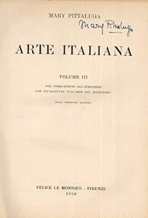 Arte italiana: Mary Pittaluga
