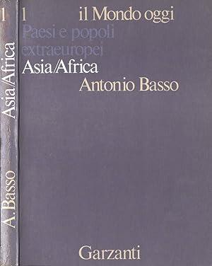 Paesi e popoli extraeuropei 1 Asia -: Antonio Basso