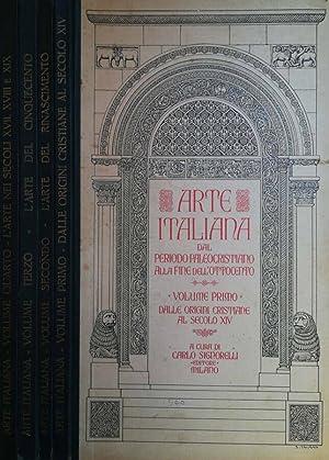 Arte Italiana: Carlo Signorelli, A
