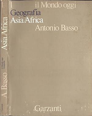Asia - Africa 1: Antonio Basso