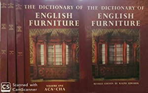 The dictionary of english furniture From the: Percy Macquoid, Ralph