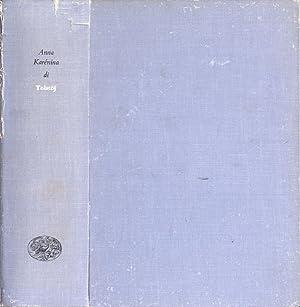 Anna Karènina: Lev Tolstoj