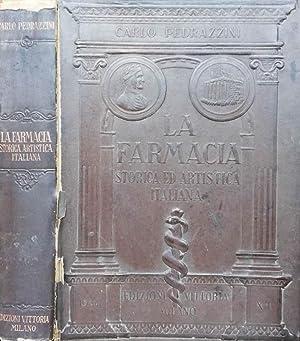 La farmacia storica ed artistica italiana: Carlo Pedrazzini