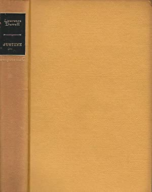 Justine: Lawrence Durrell